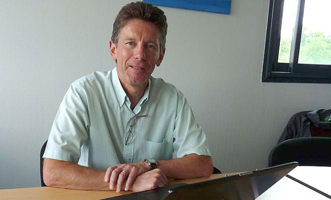 Benoit De Guillebon / Directeur de l'APESA